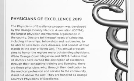 Physicians of Excellence Award 2019